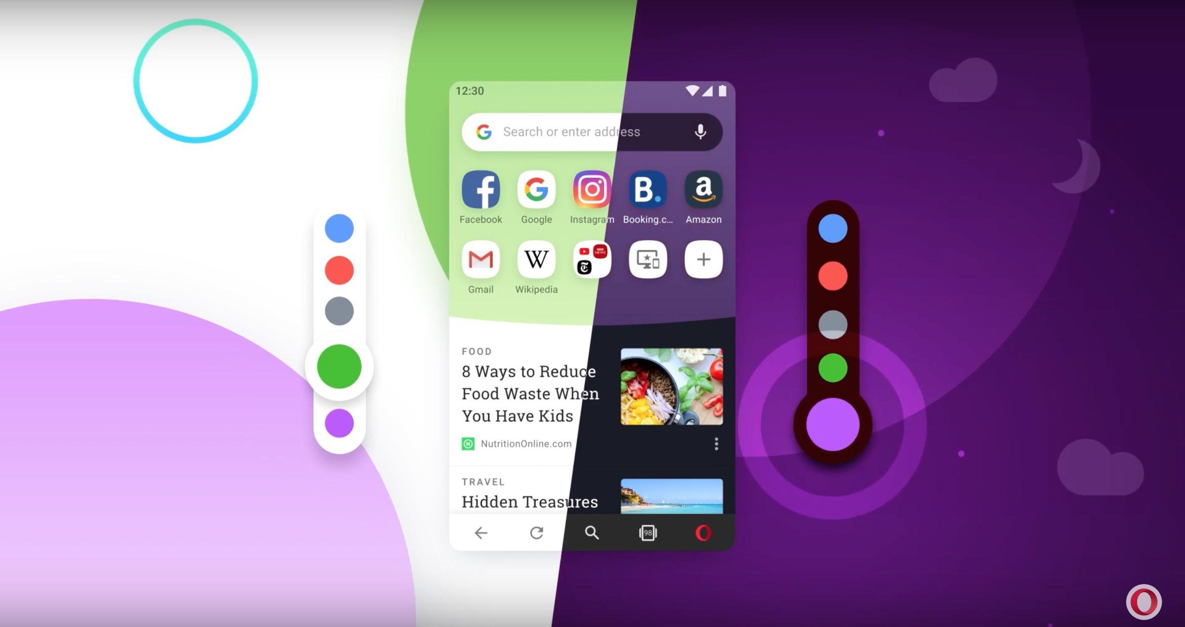 Opera 54 Android: Neues Design und viele neue Funktionen