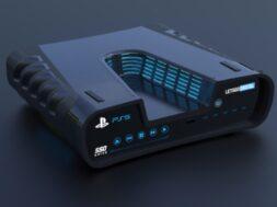 Sony PlayStation 5 Konzept