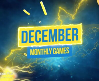 PS Plus im Dezember 2019