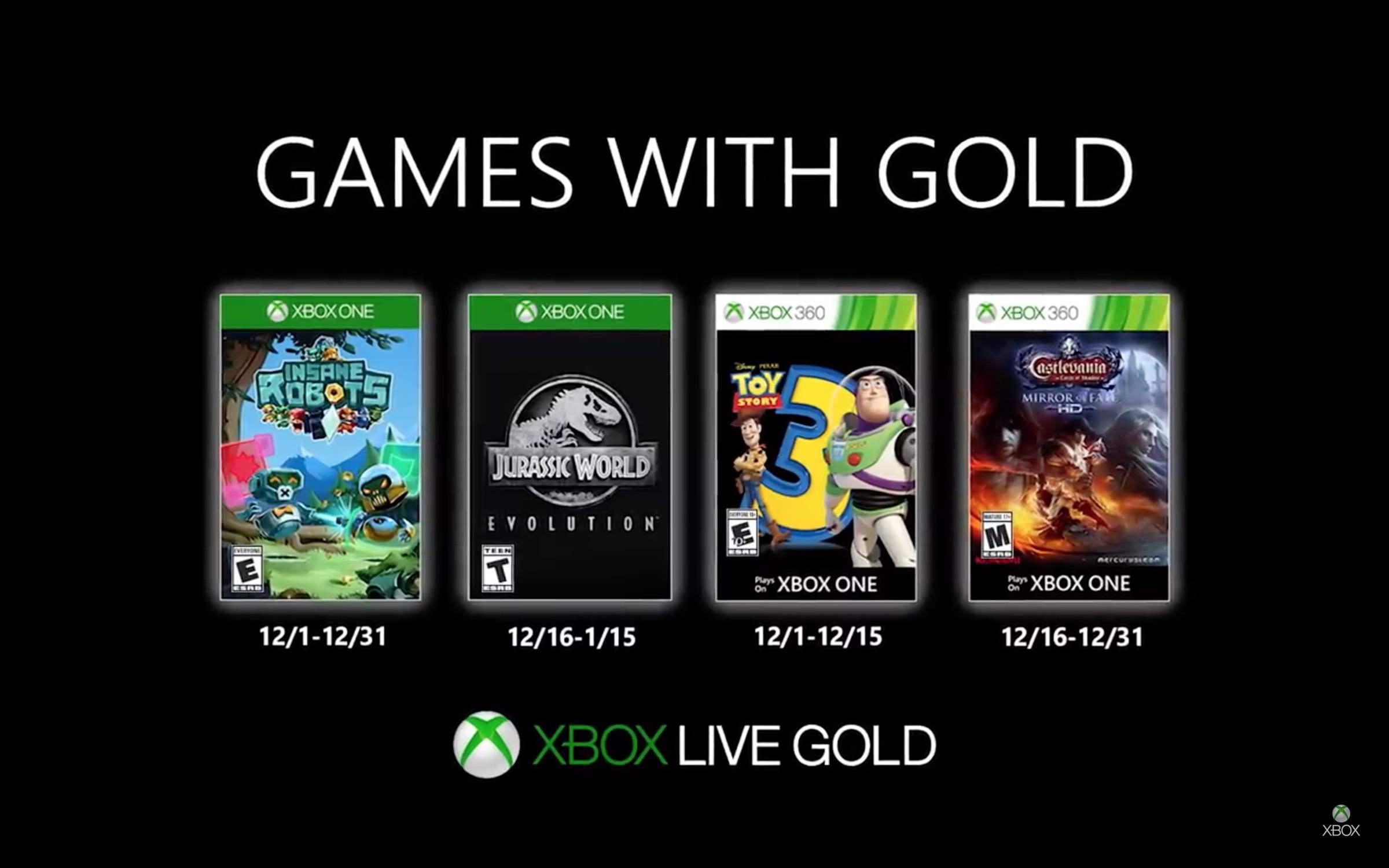 Games with Gold im Dezember 2019: Besser als November, aber nicht viel