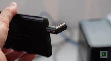 Kondensatormikrofon für Smartphones