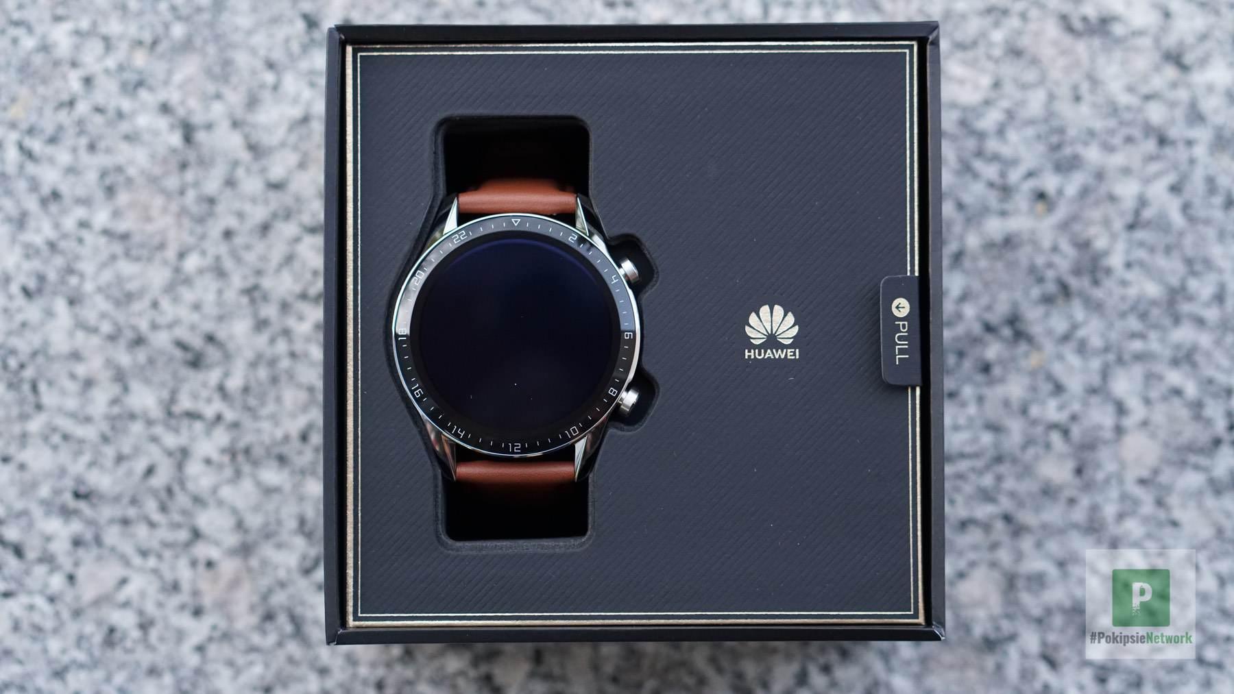 Huawei Watch GT 2 – Die chice Smartwatch aus China