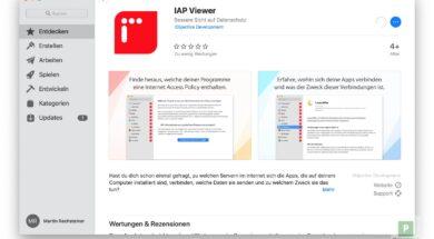 Wohin funken all eure Mac Apps