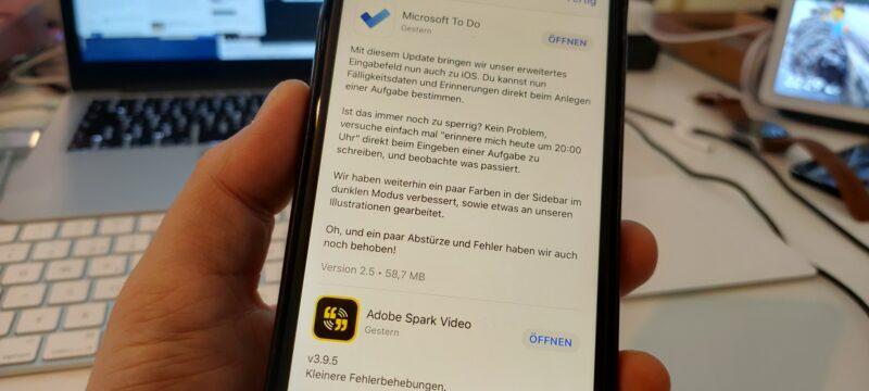Microsoft To-Do für iOS – Endlich mit natürlicher Sprache
