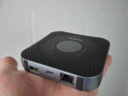 Mobiler Router mit Gigabit LTE