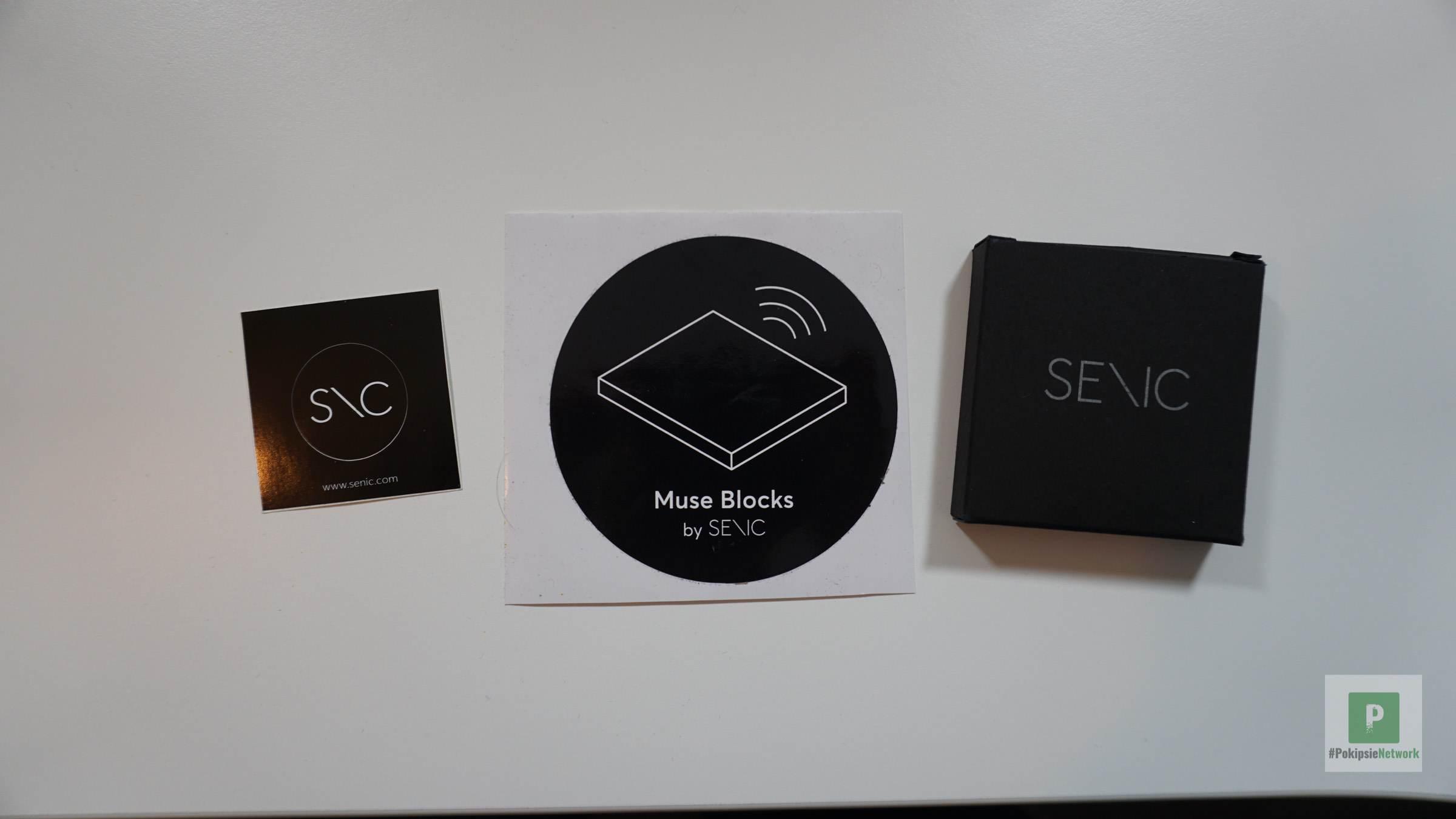 Die Blocks und die Sticker
