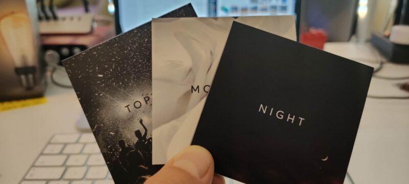 Smarte NFC Karten für Musikplaylisten