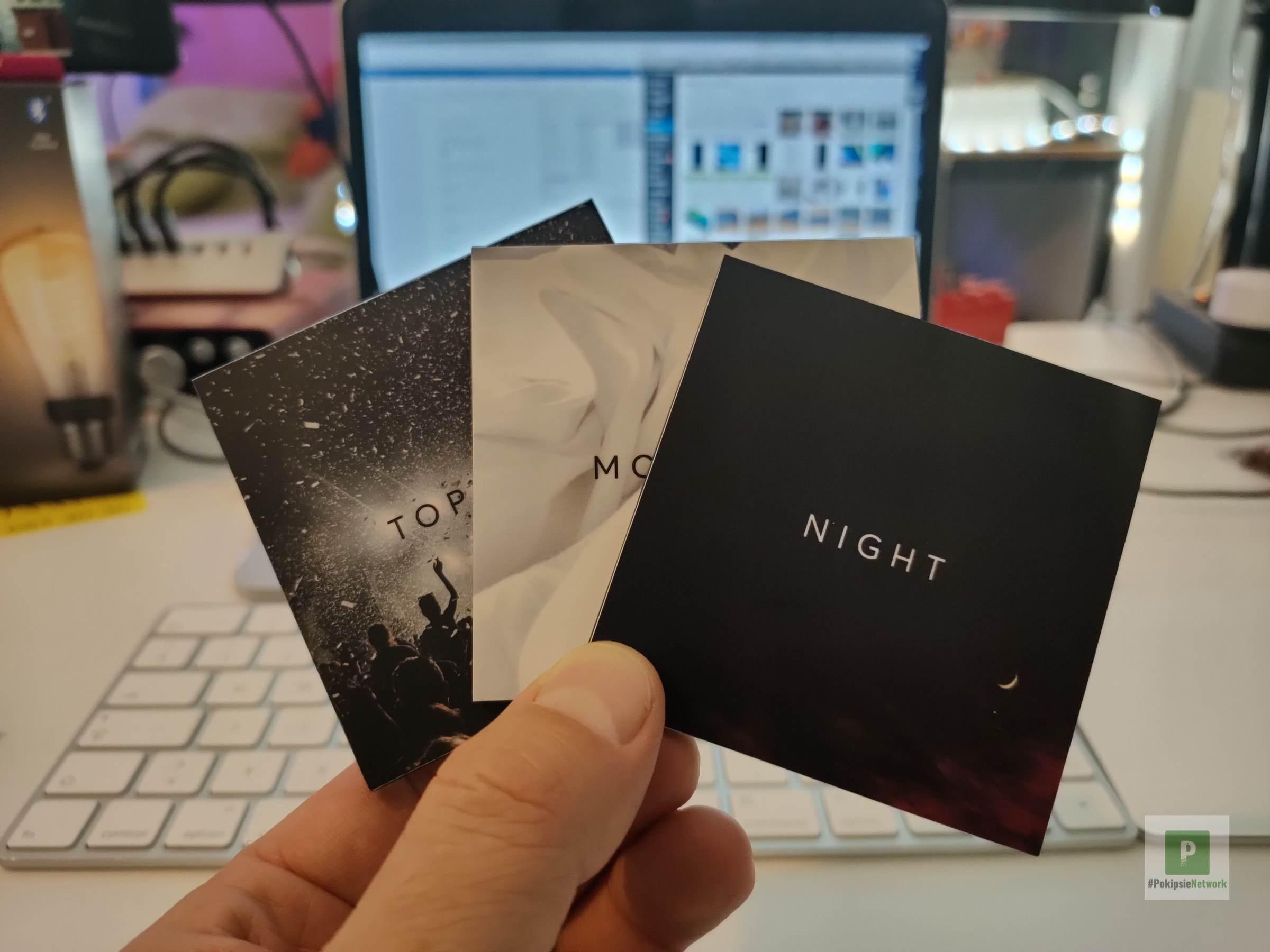 Senic Muse Block: Ein physisches Zuhause für digitale Alben und Playlists