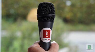 Das Anfänger Handmikrofon?
