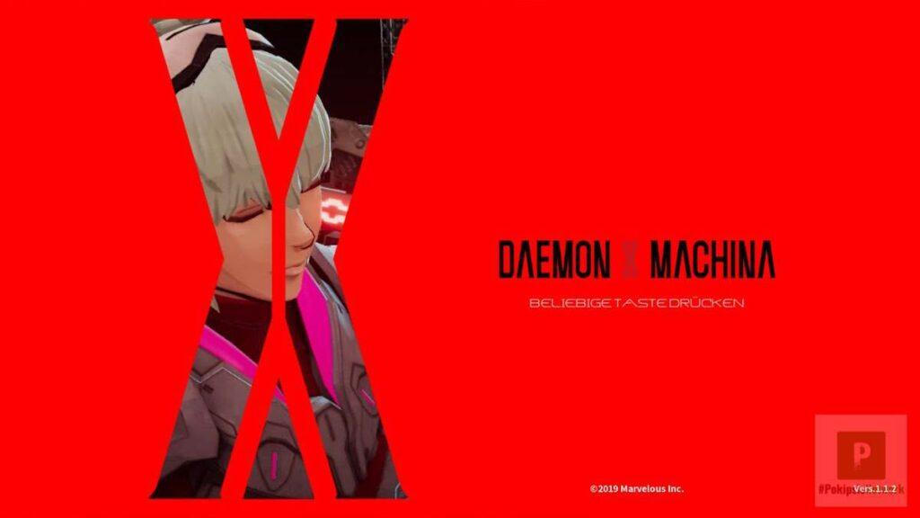 Daemon X Machina Titel