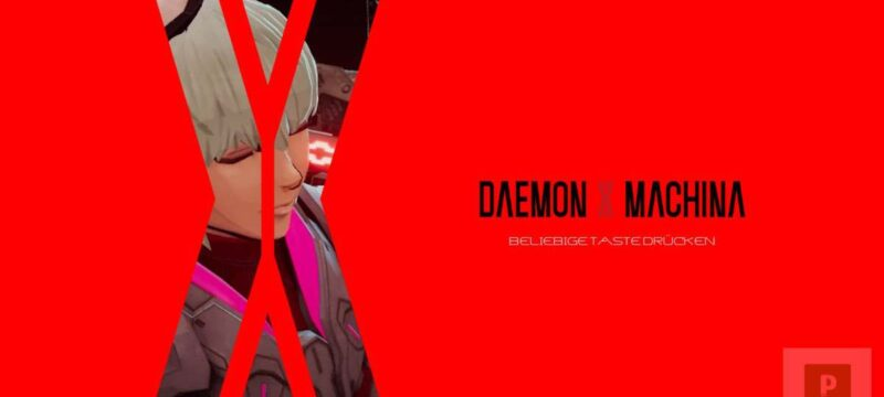 Daemon X Machina Titelbild