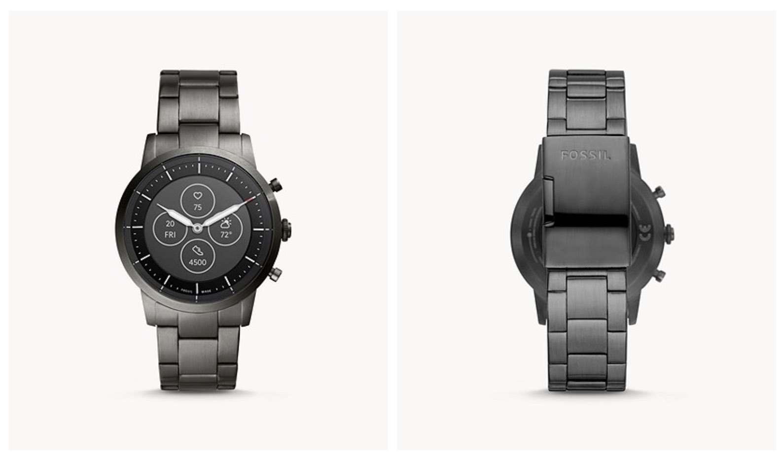 Fossil Hybrid HR: Analoge Uhr mit smarten Funktionen jetzt im Handel