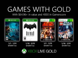 Games with Gold im Januar 2020