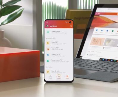Microsoft Office App Beta