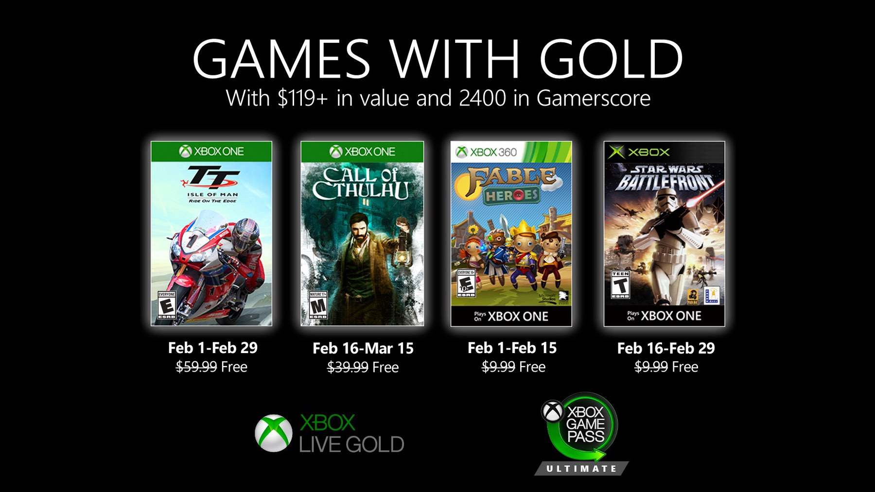 Games with Gold im März 2020: Batman, Castlevania Lords und Sonic Generations