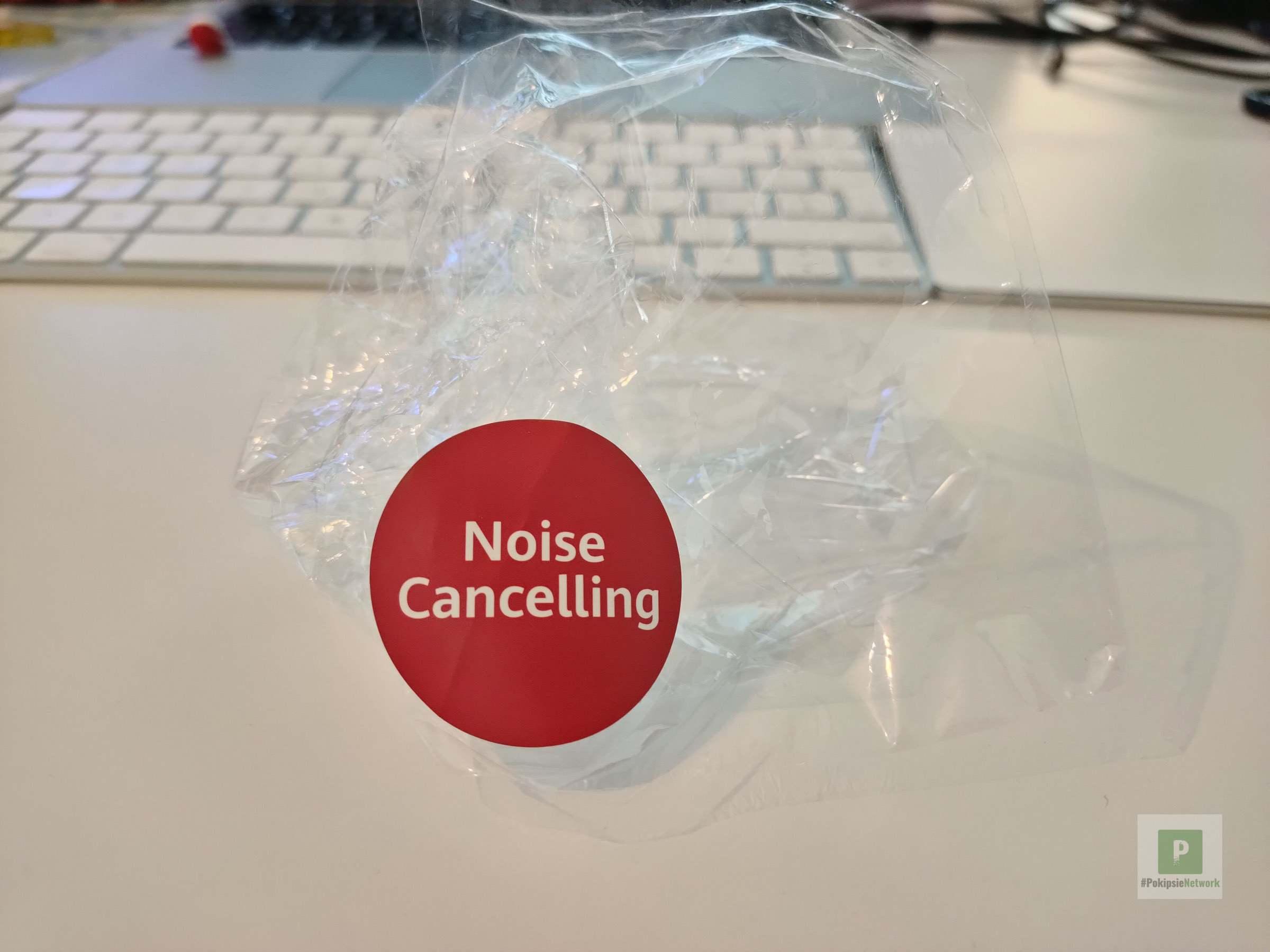 Das war es mit Noise Cancelling