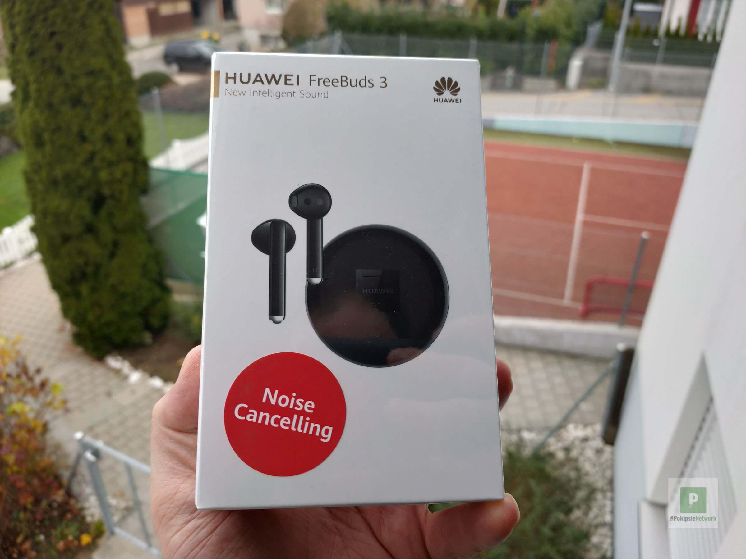 Huawei FreeBuds 3 – In-Ear mit intelligenter Geräuschunterdrückung