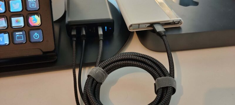 Satechi USB-C- auf USB-C-Kabel