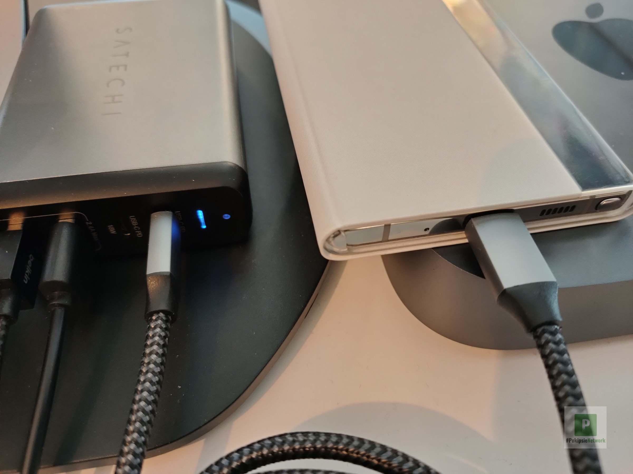 Die beiden USB-C-Stecker