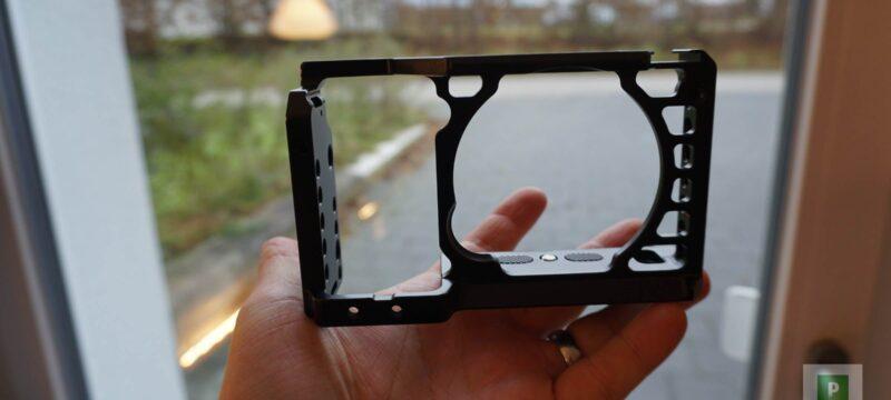 Das modulare Käfig für Sony Kameras