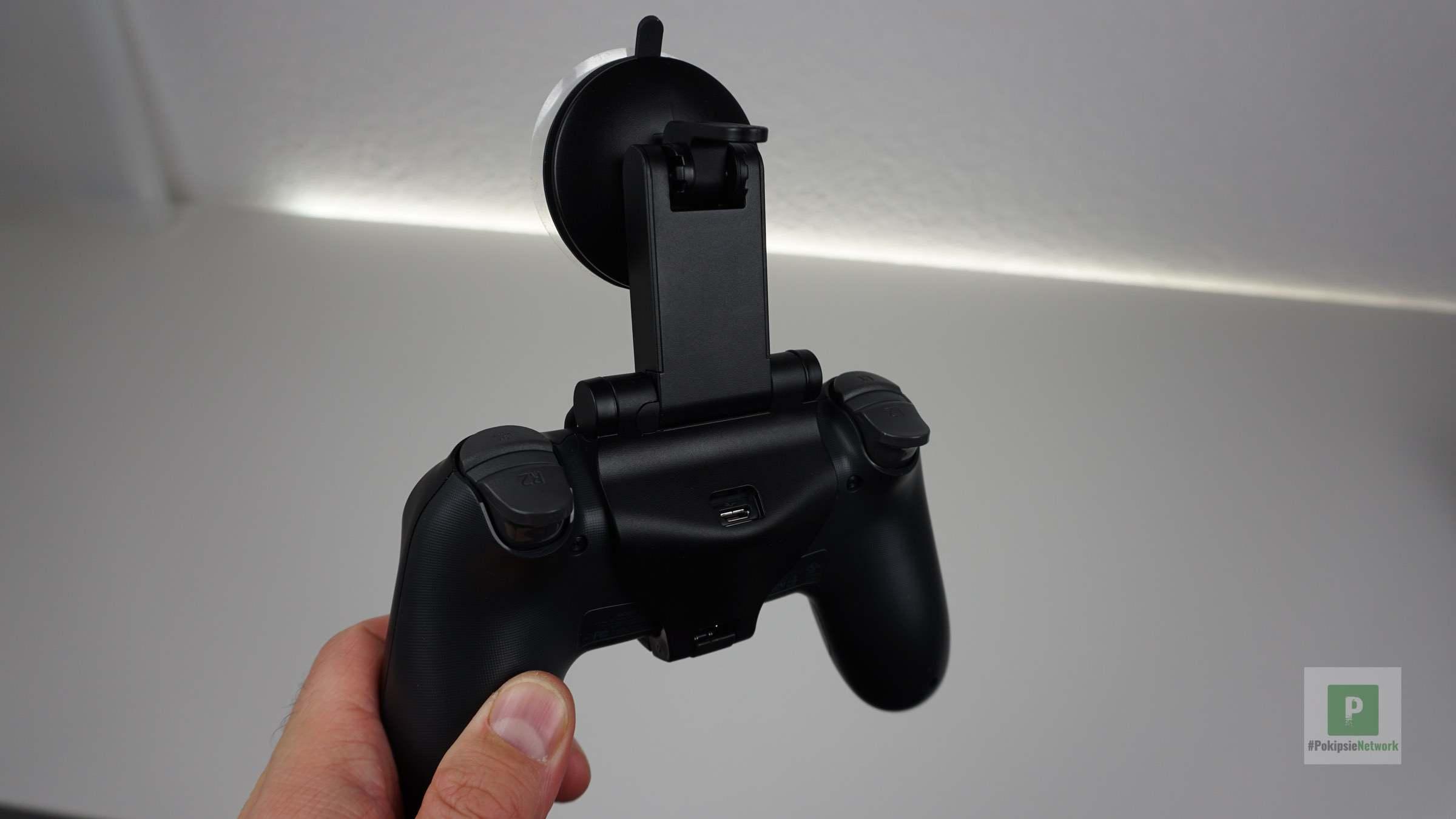 Die Rückseite vom Adapter