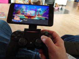 Verbinde dein Smartphone mit deinem PS4 Controller