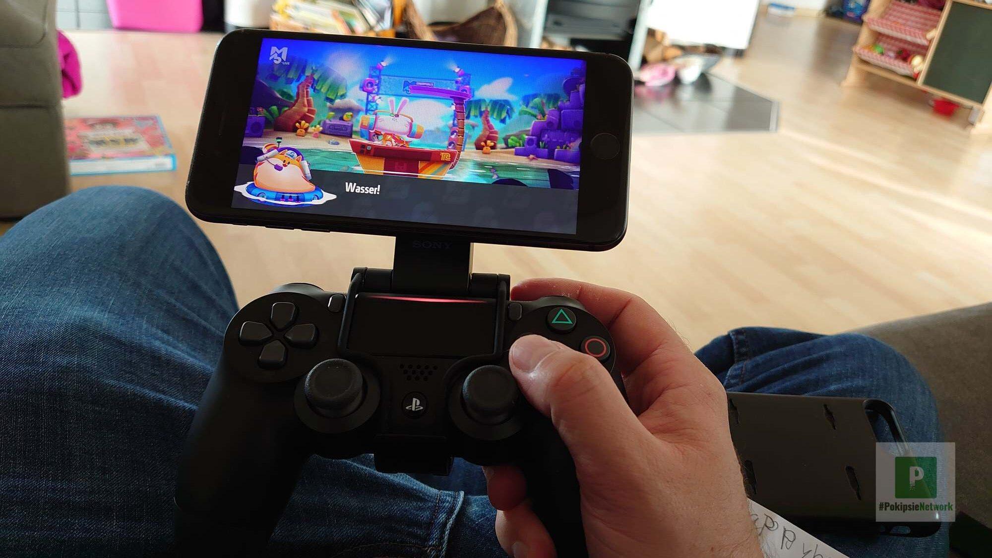 Sony PS4 Game Control Mount – Verbinde dein Smartphone mit deinem PS4 Controller