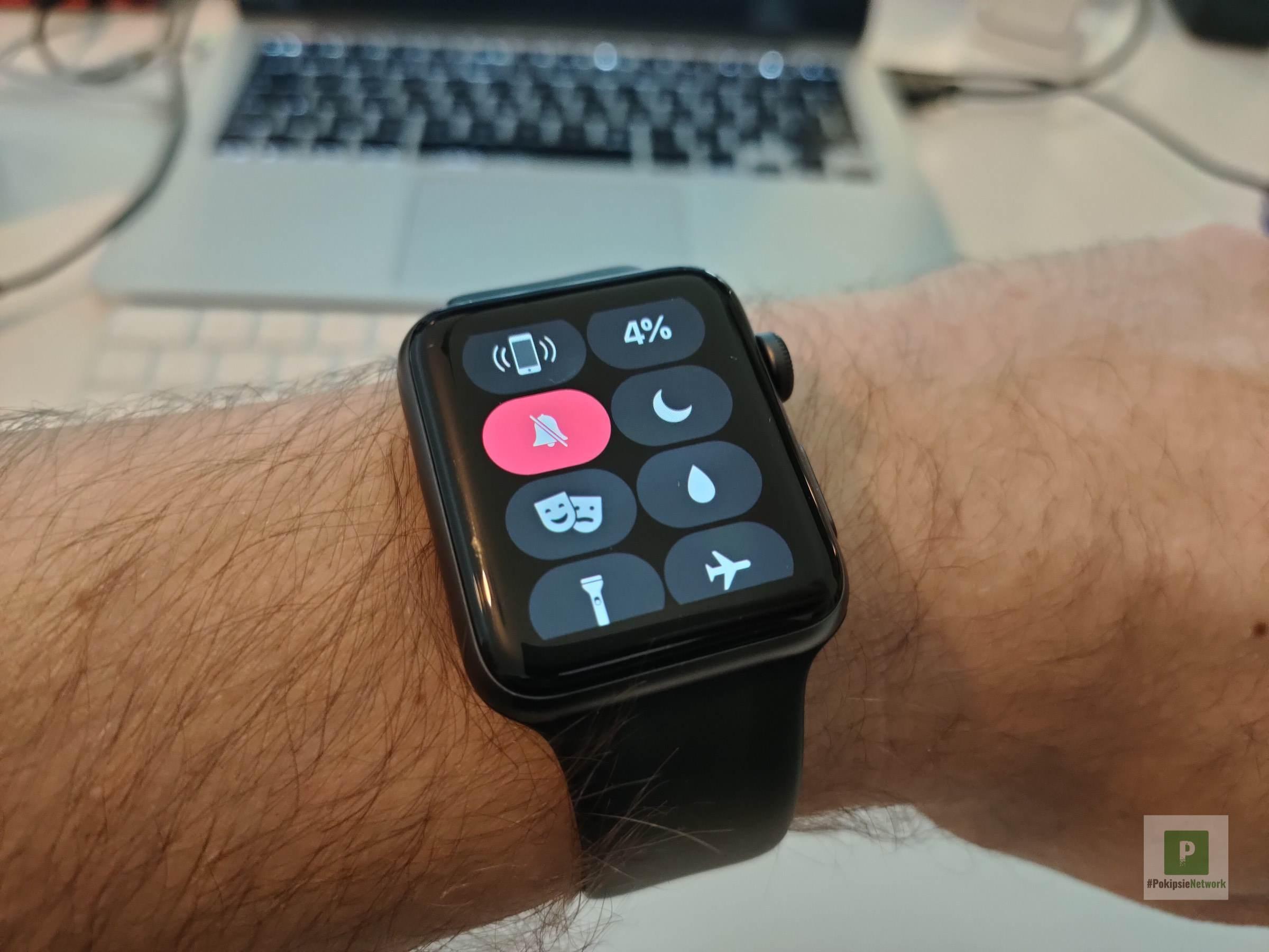 Tutorial: Apple Watch Displaysperre aktivieren und deaktivieren