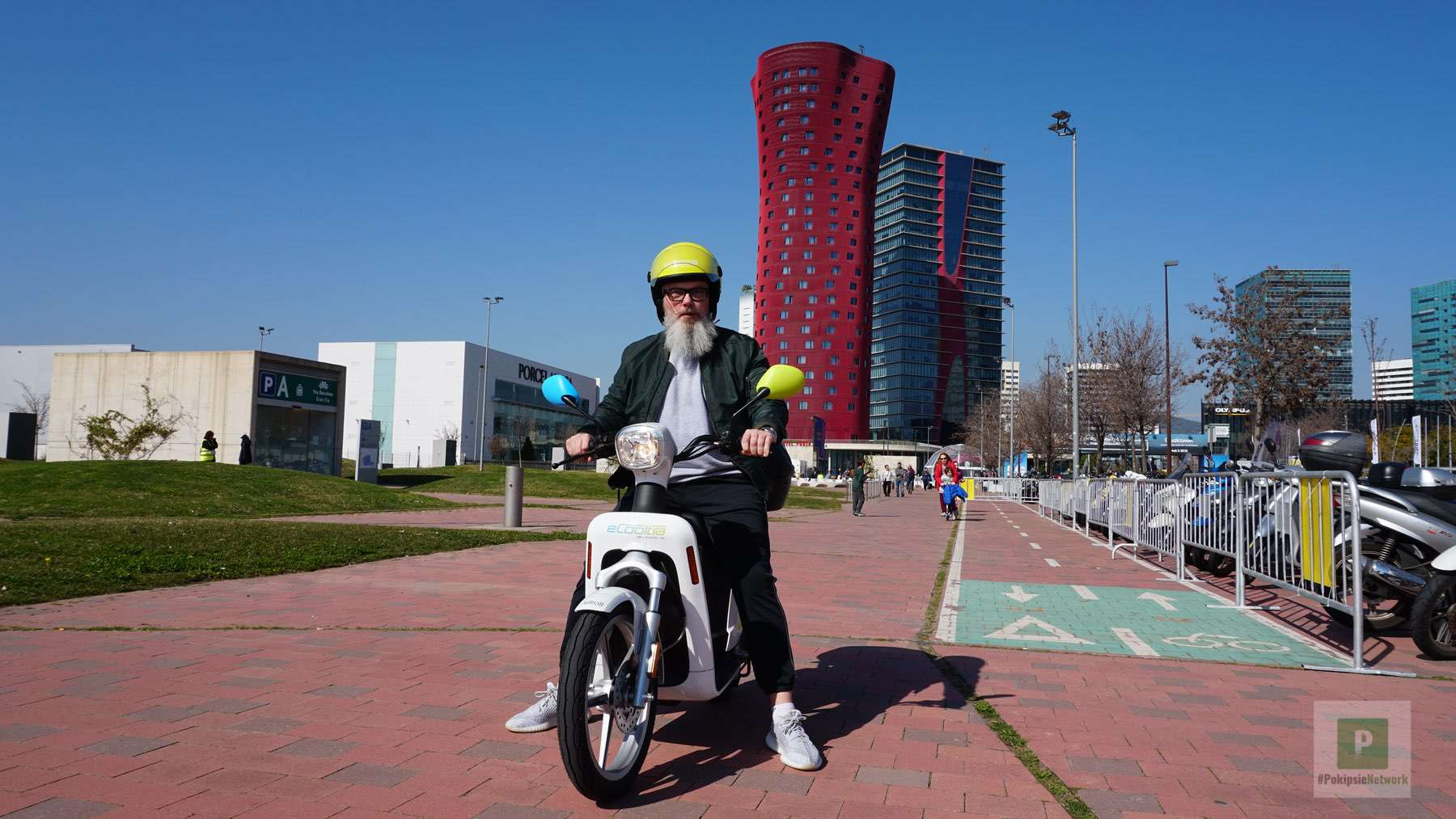 eMobilität - Barcelona - Mobile World Congress 2019