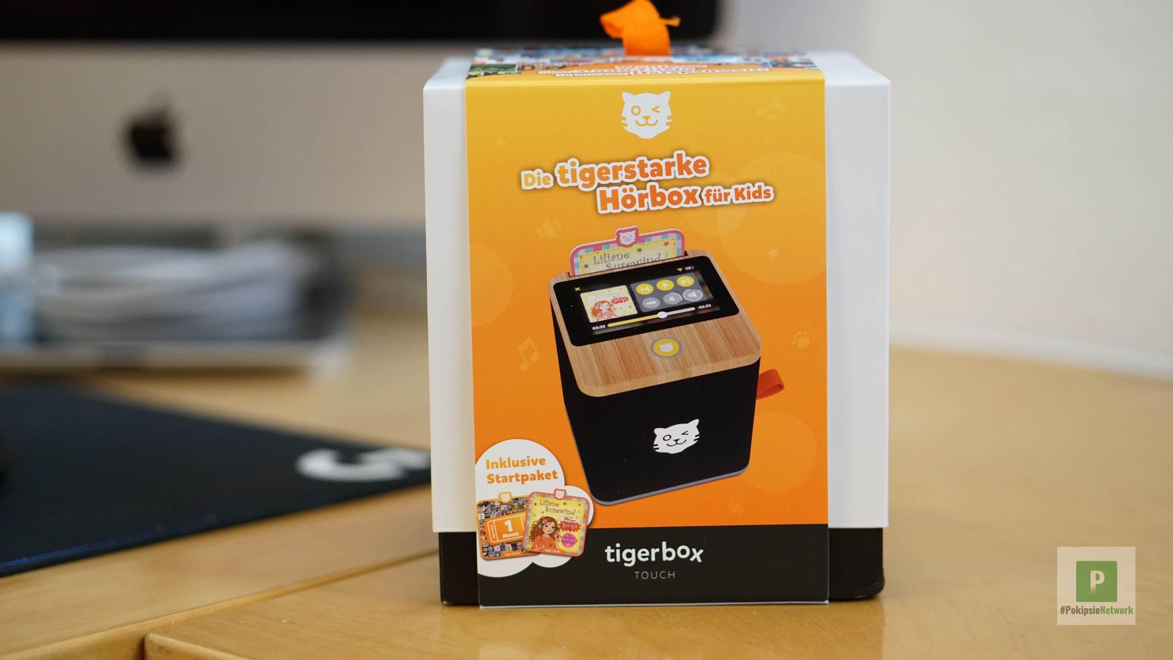 Tigerbox TOUCH: Streaming-Box für Kinder mit Hörbücher