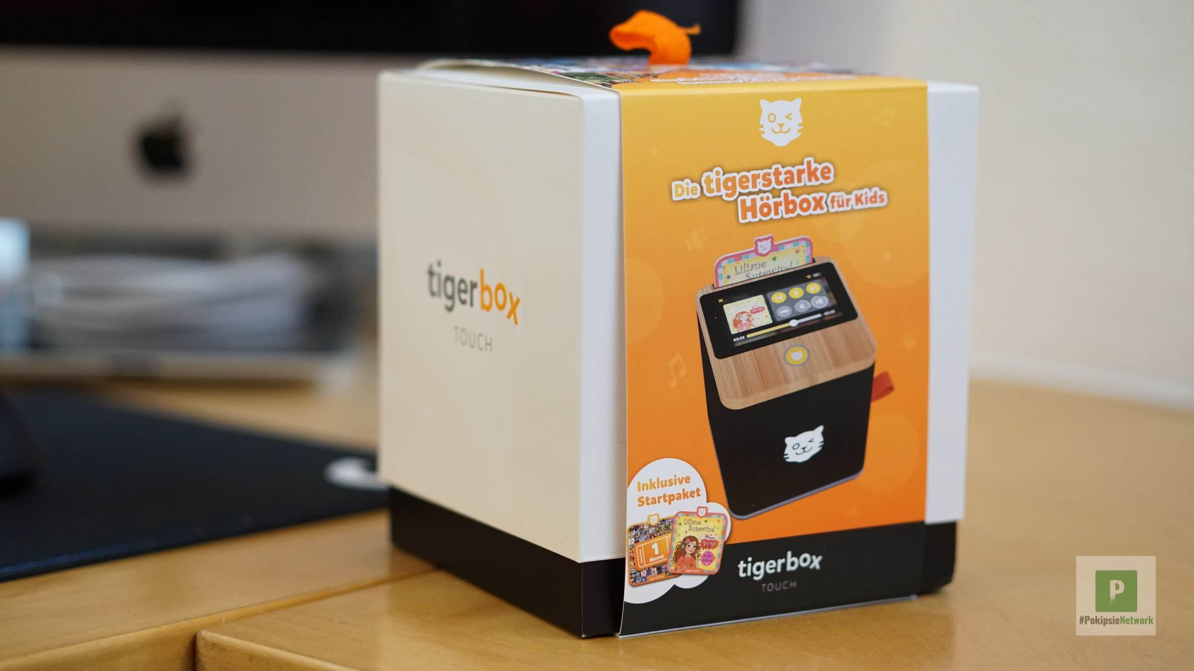 tigerbox TOUCH Test – Ein Streaming-Lautsprecher mit Hörbücher auch in schweizerdeutsch