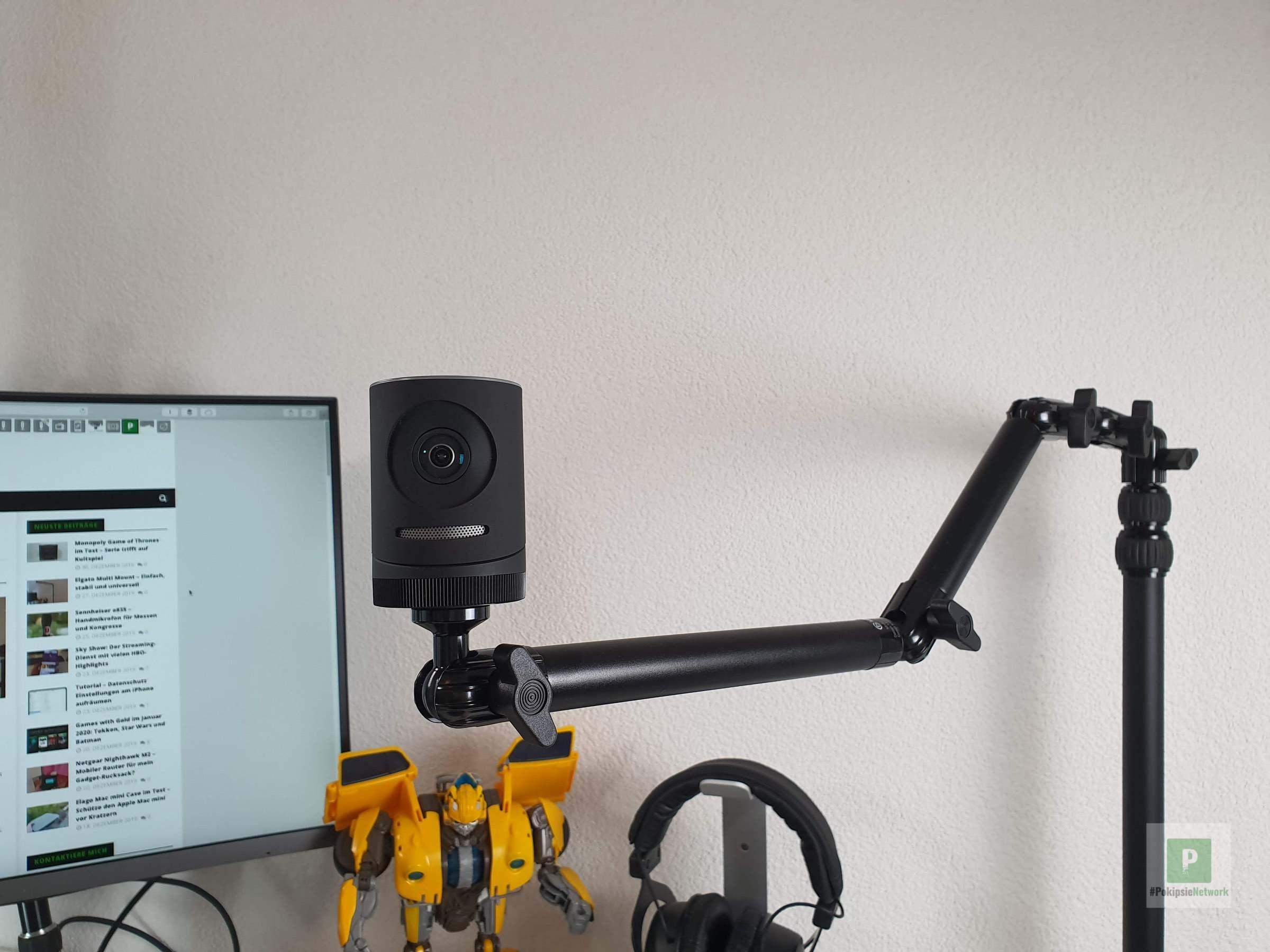 Mevo Plus im Test – Filmstudio in kompakt und einfach