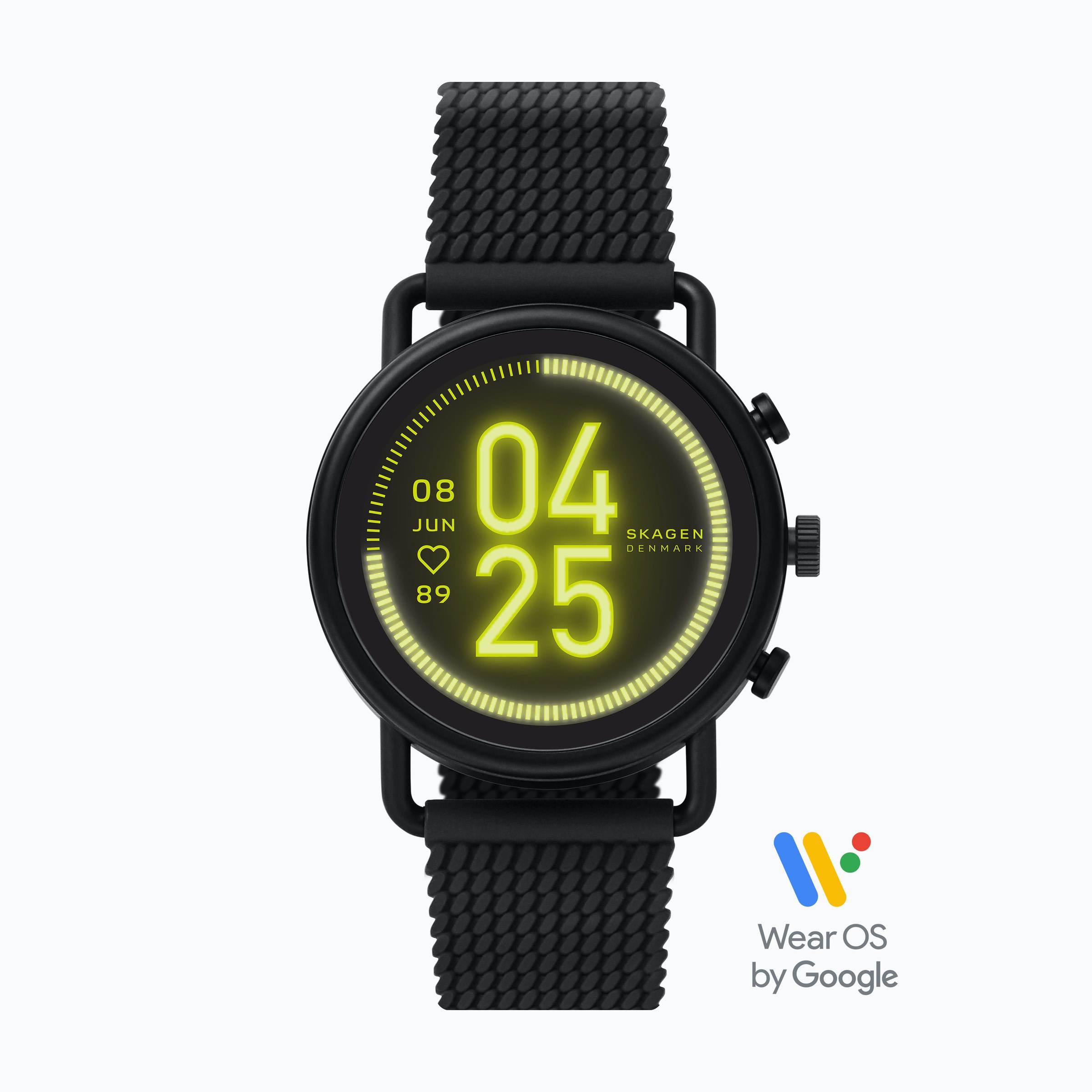 Neue Smartwatch mit Wear OS