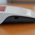 Der USB-Port
