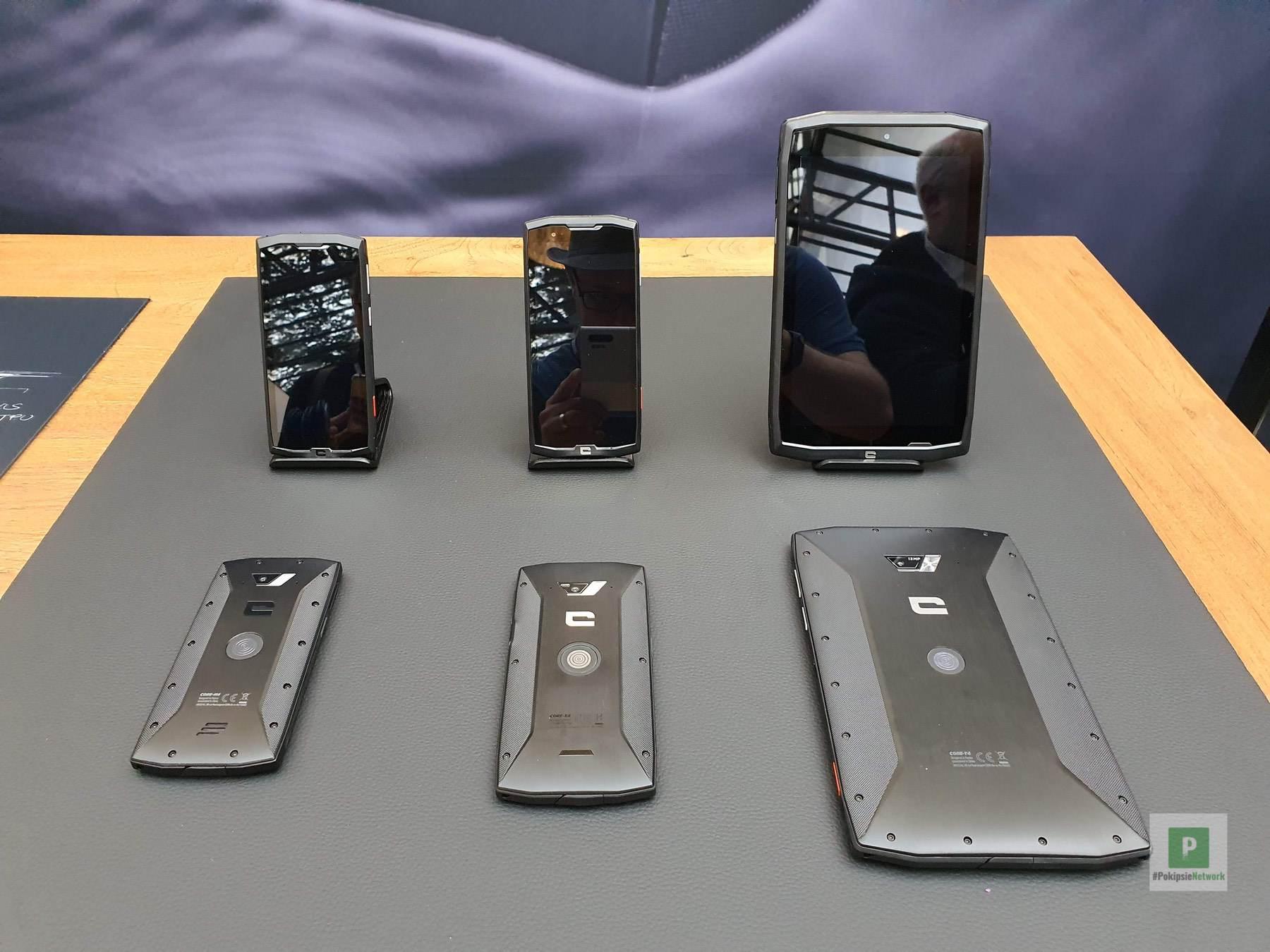 Neue Smartphones und das Tablet