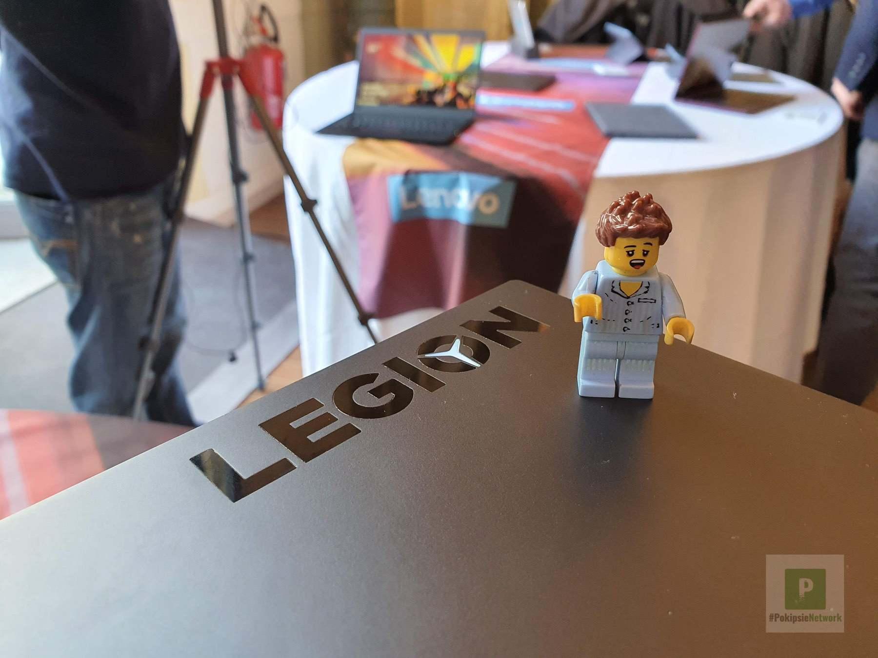 Die Legion Serie von Lenovo