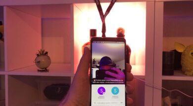 Video-Messenger für die Android Welt