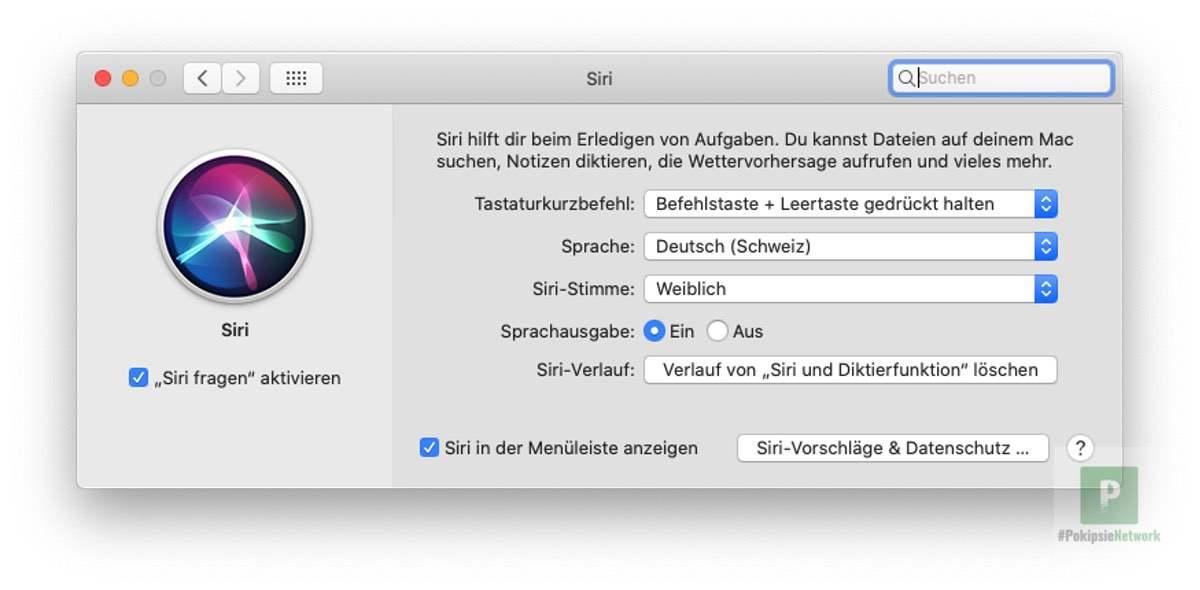 Welche Mac Modelle werden unterstüzt?