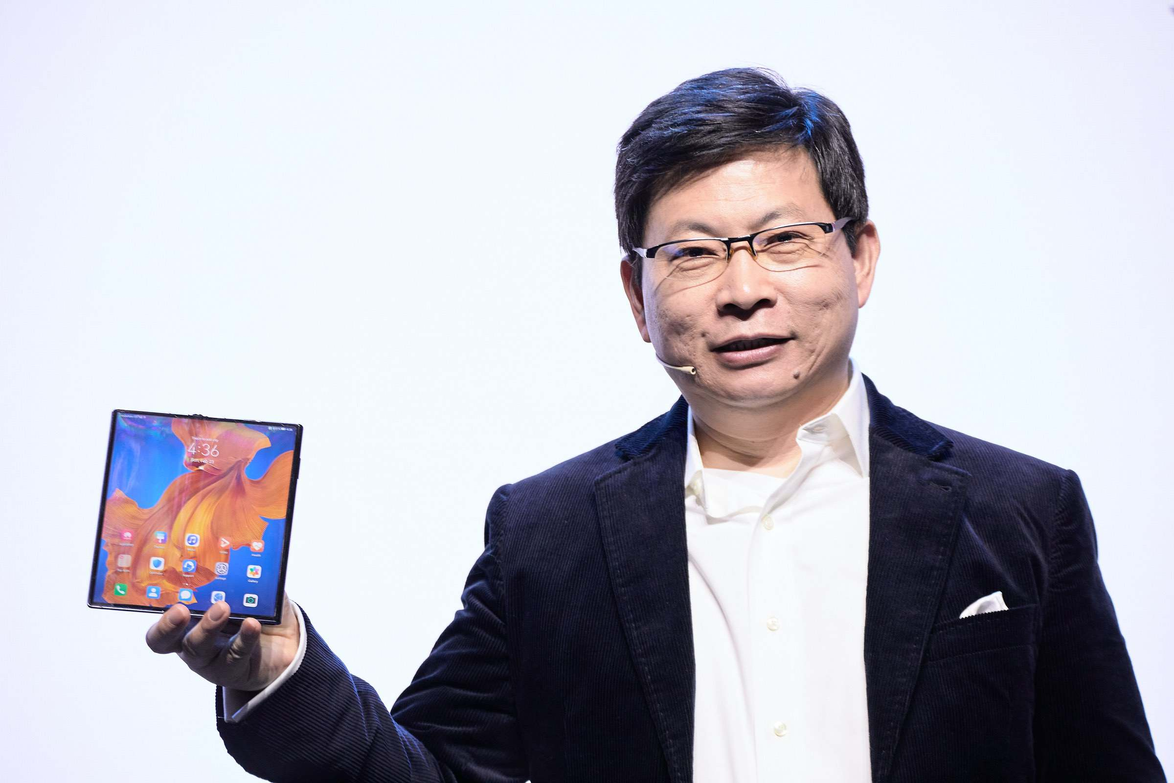 Huawei Mate Xs – Foldable die zweite #noMWC