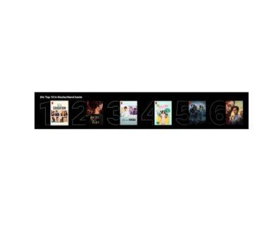 Netflix Top-10