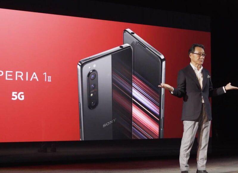 Sony XPERIA 1 II 5G vorgestellt #noMWC