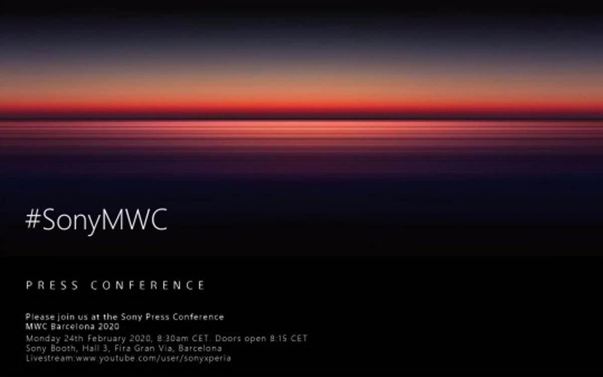 Sony zeigt neues via virtueller Pressekonferenz #noMWC