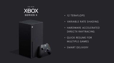 XBox Serie X – Microsoft gibt mehr Details bekannt