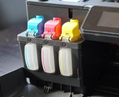 Drucken aus der Flasche