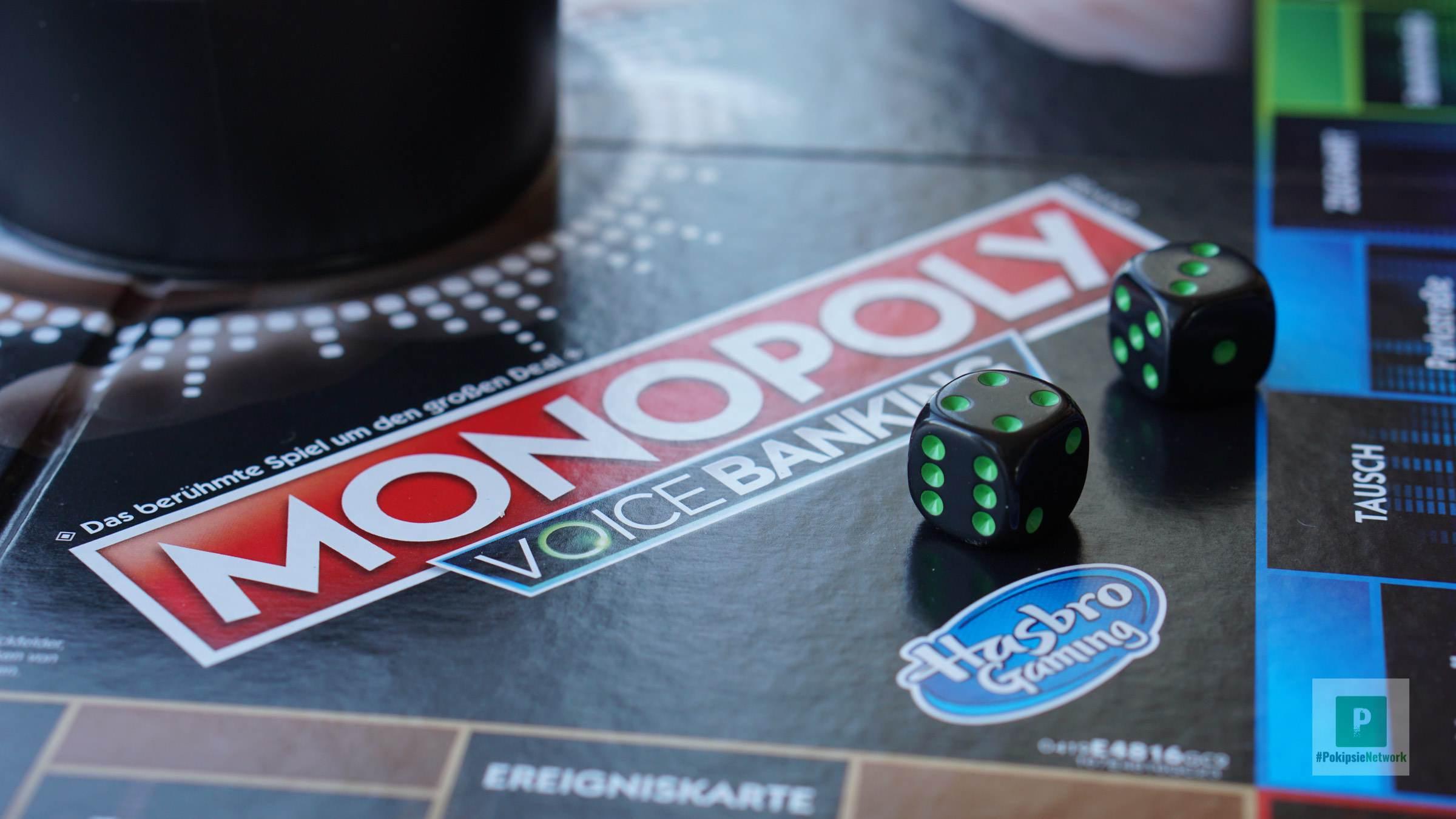 Monopoly VoiceBanking – Spielen mit dem Sprachassistenten