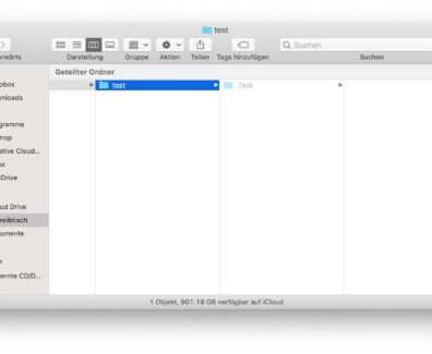 Tutorial – Versteckte Dateien im macOS Finder anzeigen lassen