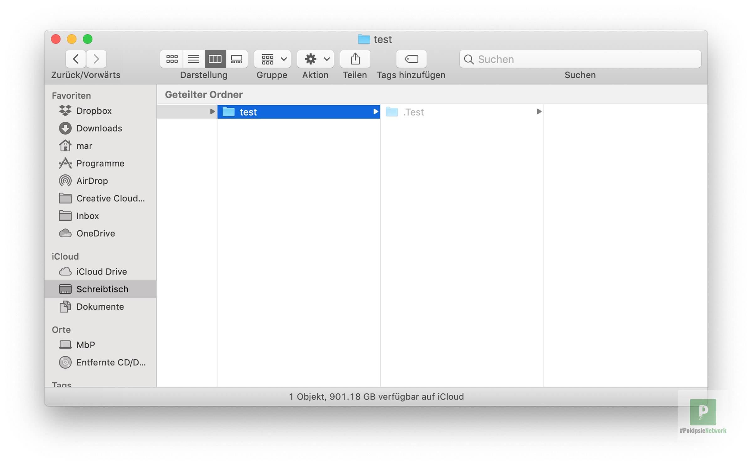 Tutorial – Versteckte Dateien im macOS anzeigen lassen