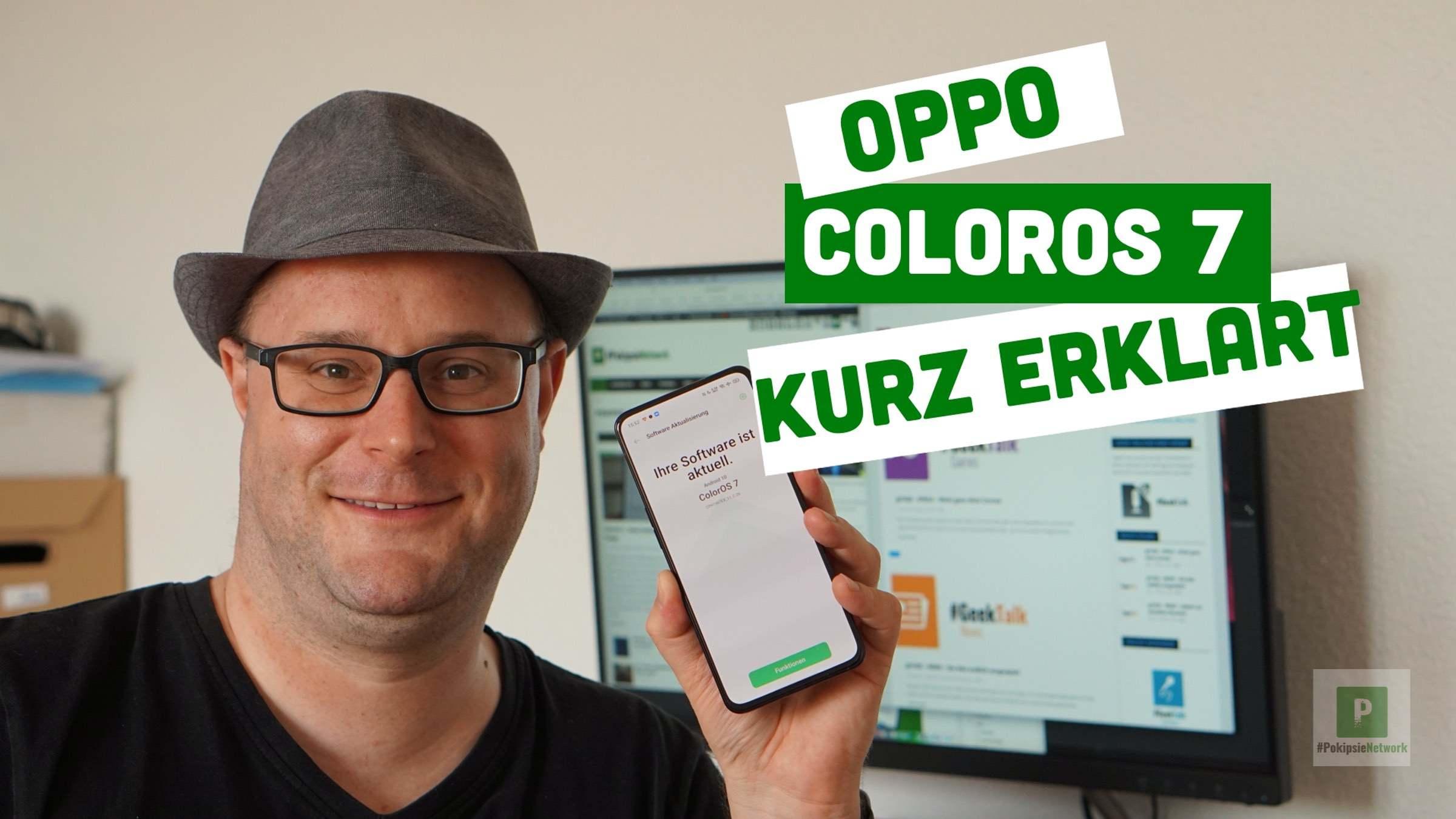 ColorOS 7 – Neue Funktionen und mehr Tempo