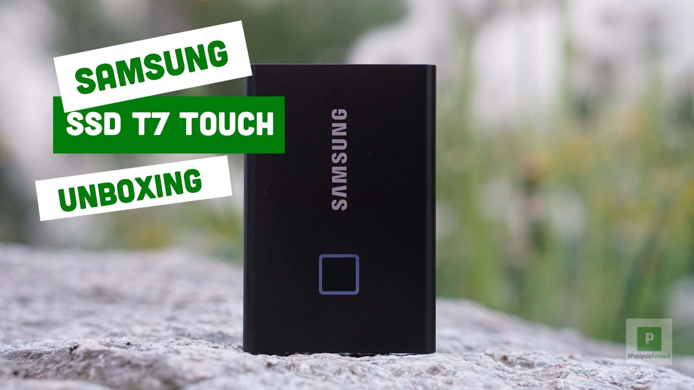 SSD T7 Touch im Langzeittest