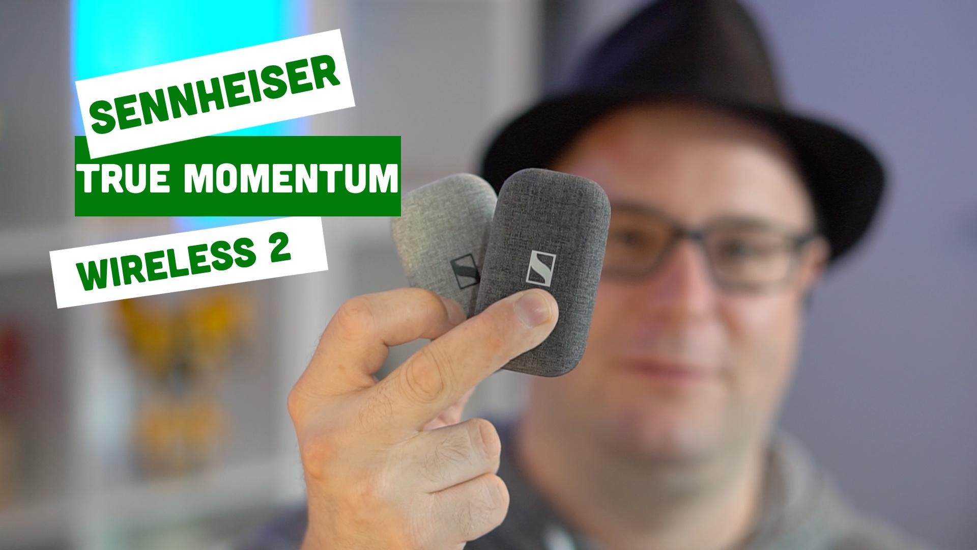 Sennheiser Momentum True Wireless 2 im Test